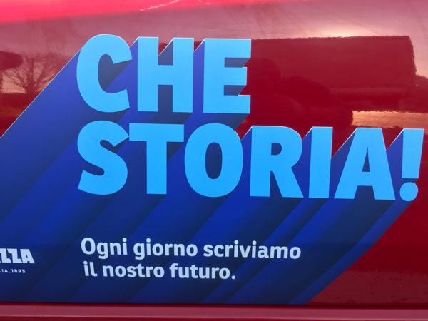 <span>Lavazza – 'Che Storia'</span><i>→</i>