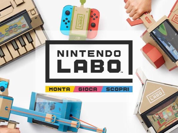 <span>Nintendo Labo</span><i>→</i>