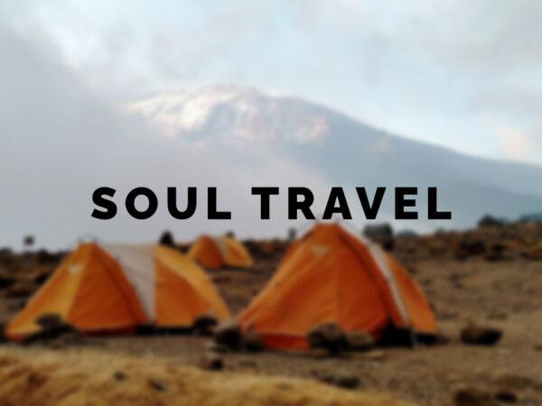 <span>Soul Travel</span><i>→</i>
